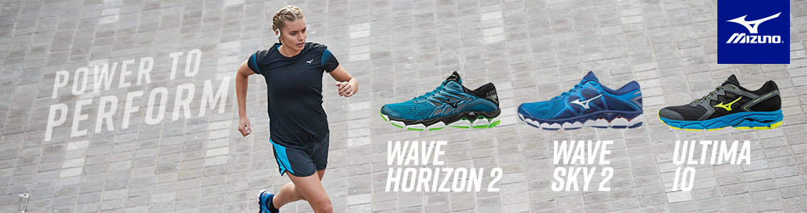 Mizuno - Wave Sky 2 / Wave Horizon 2 / Wave Ultima 10