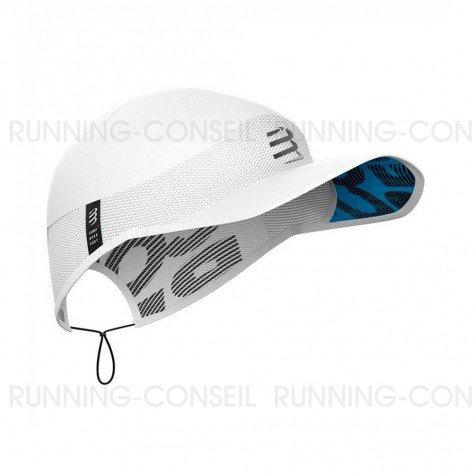 COMPRESSPORT Casquette PRO RACING CAP | Blanc