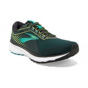 BROOKS GHOST 12 Homme |  Asphalt Eclipse Jacquard
