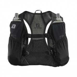 SALOMON - AGILE 2 SET - black front