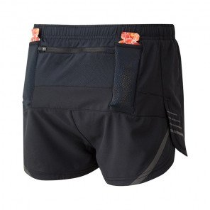 RONHILL SHORT STRIDE CARGO Homme | ALL BLACK