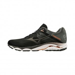 MIZUNO WAVE INSPIRE 16 Homme | Black / Black / Shadow